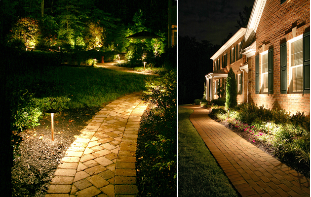 Outdoor Path Lighting That Enriches