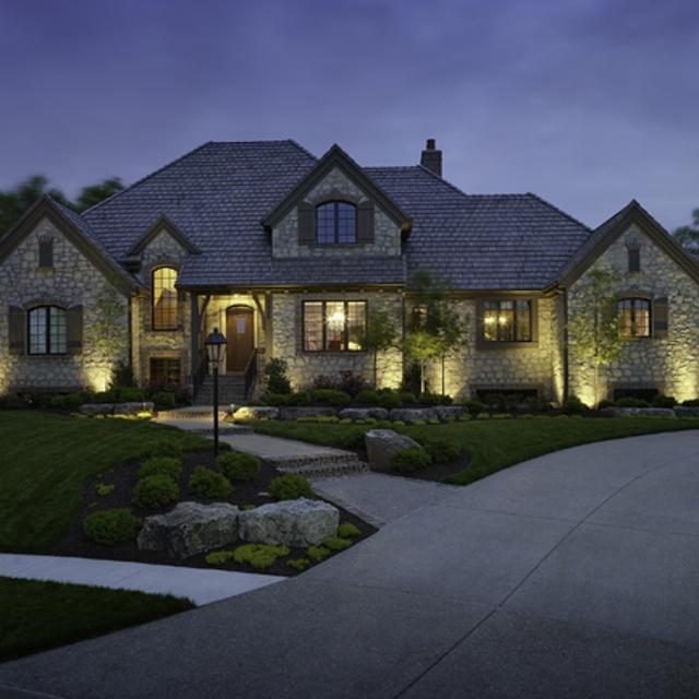 Landscape Lighting Kansas City