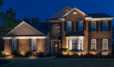 Curb appeal lights