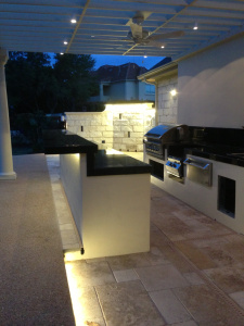 backyard design austin