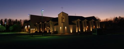 fairfax county church