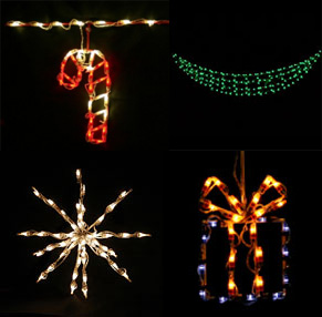 holiday lighting examples