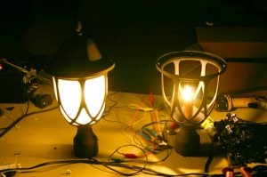 bulb comparisons in lamps