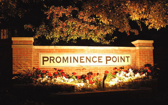 prominence point entrance colorado
