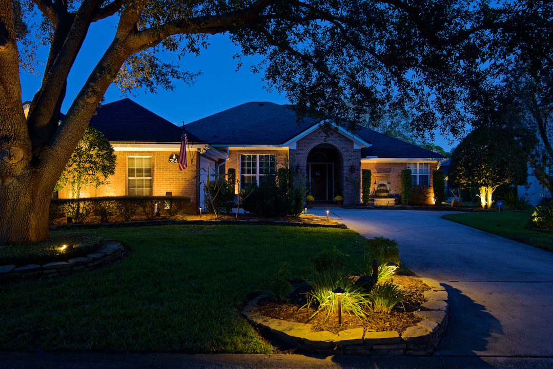 Architecture and landscape lighting