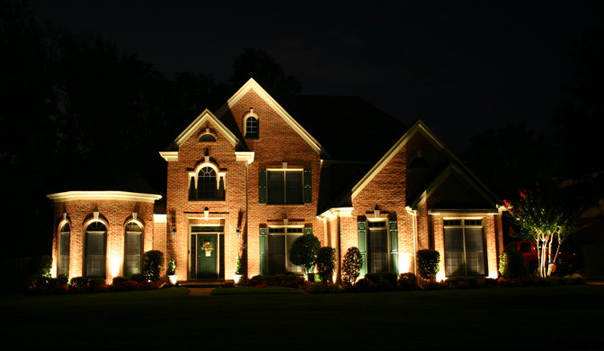 Germantown TN outdoor lighting