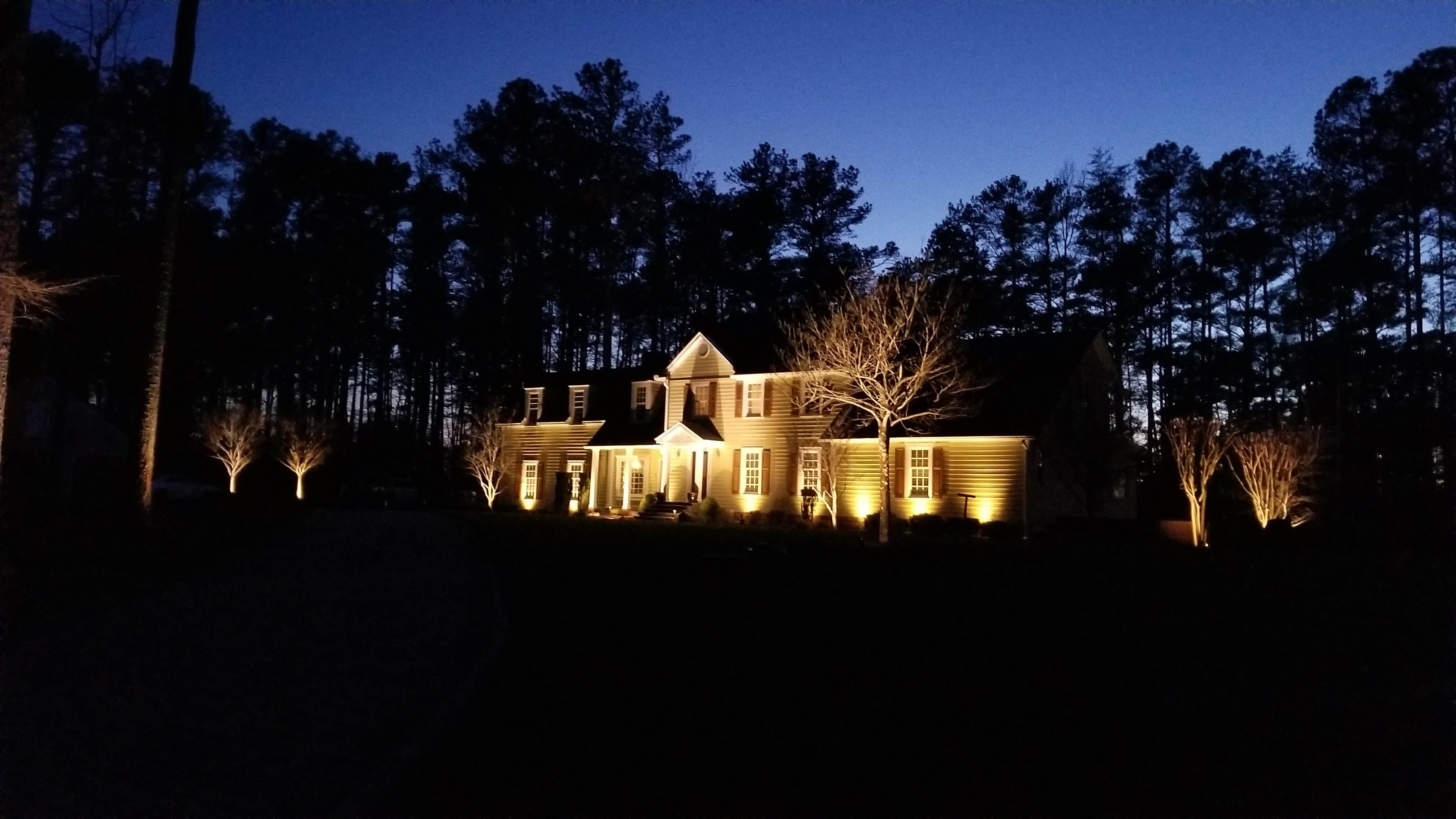 Design Expertise Outdoor Lighting Perspectives Of Richmond Charlottesville