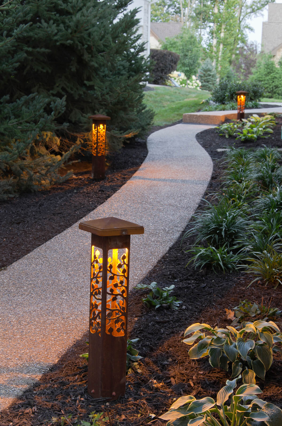 Specialty path lighting