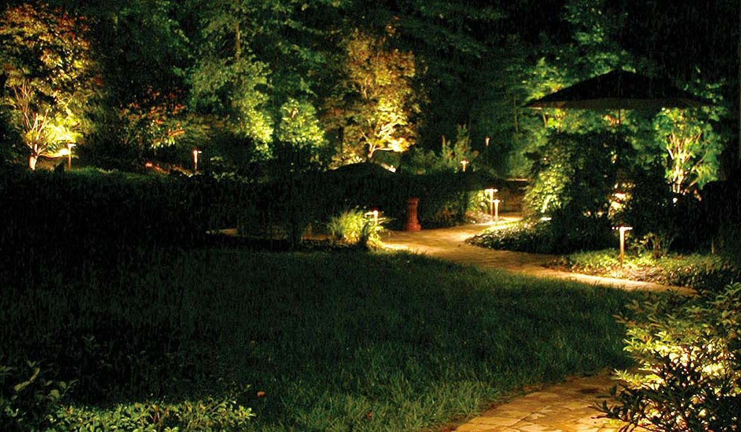 The Advantages of Outdoor LED Lighting