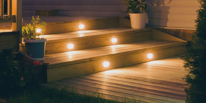 8 Best Outdoor Deck Lighting Ideas To