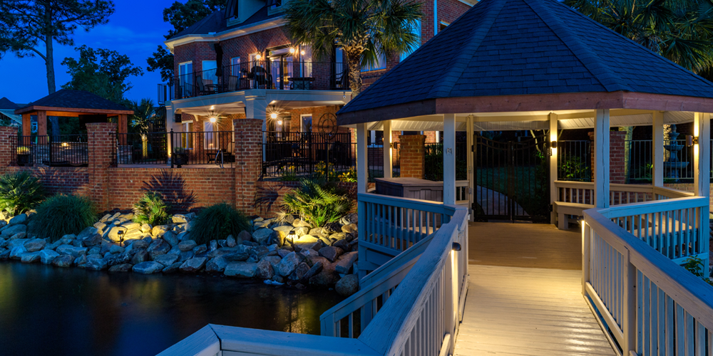 Dock and House Lighting