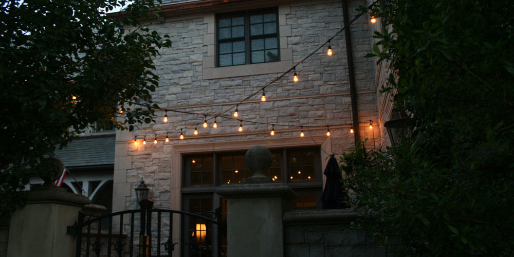 Patio String Lighting