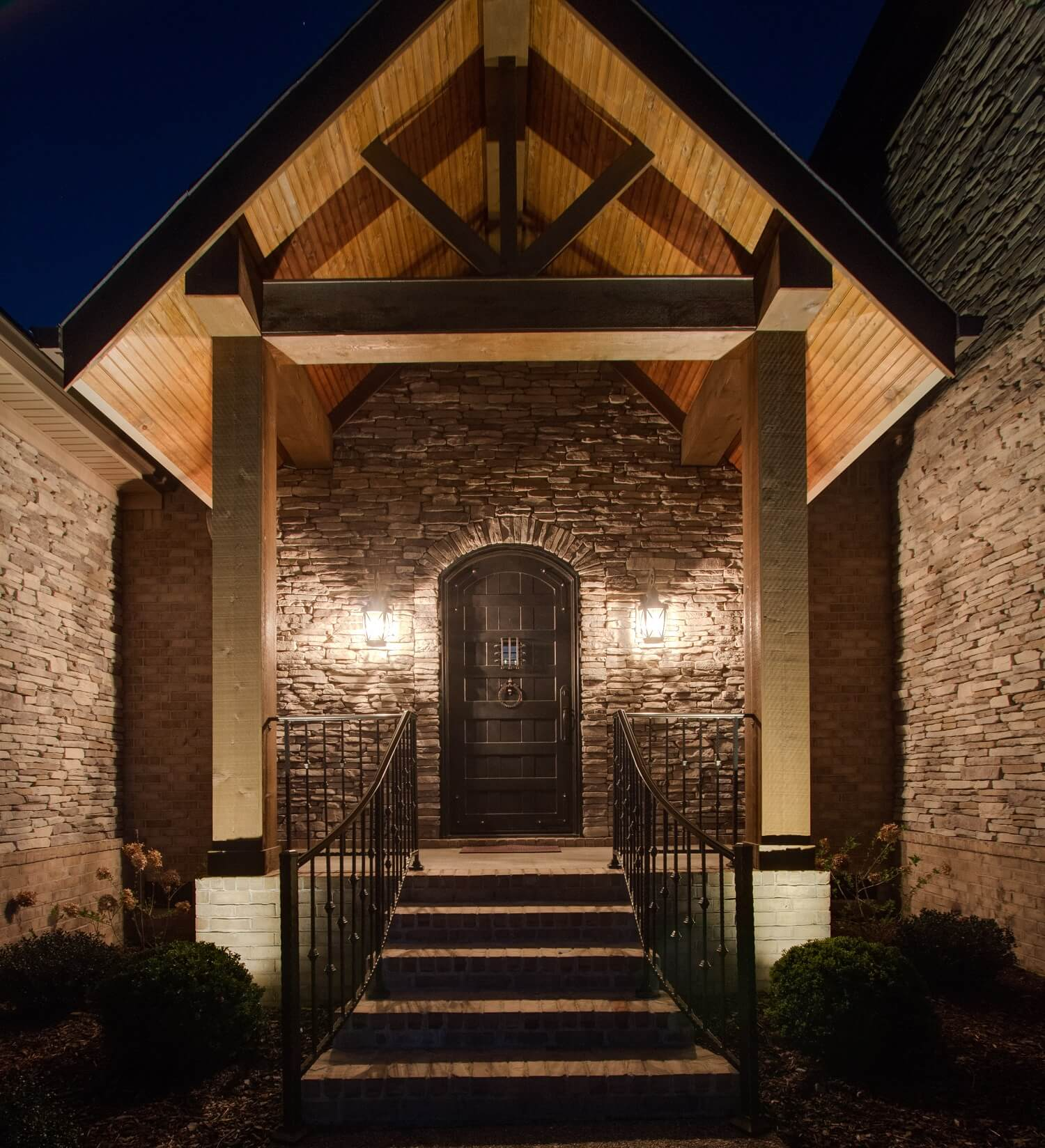 House Entrance Lighting