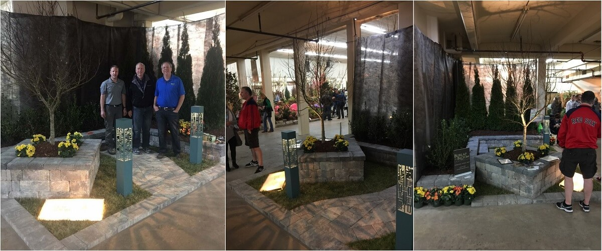 Outdoor Lighting Perspectives at the Lawn & Garden Show