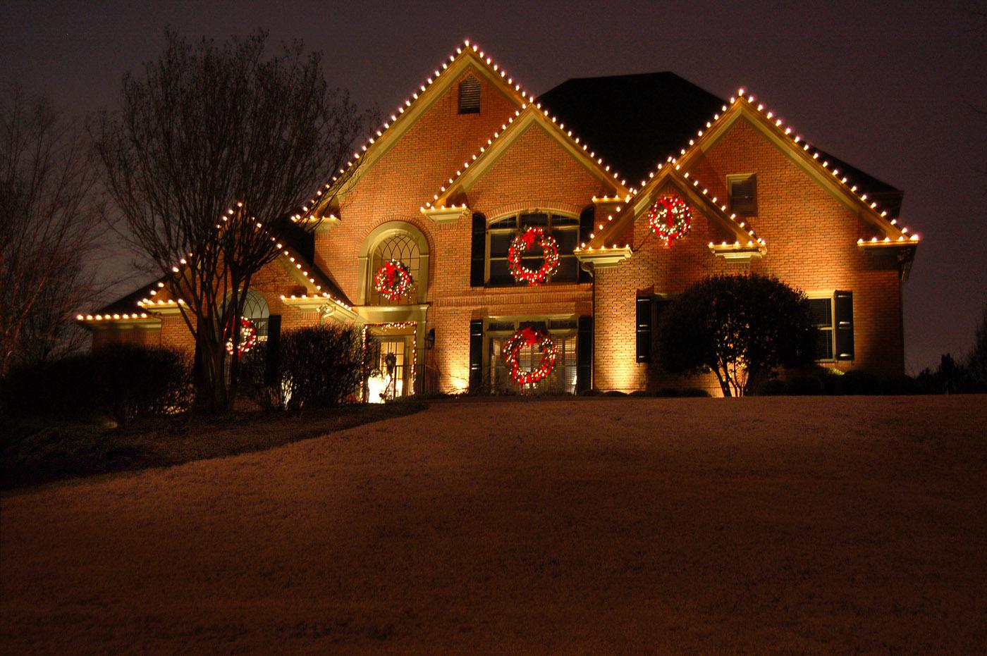 Expert Christmas Lighting Design Professional Installation In Asheville Outdoor Lighting Perspectives