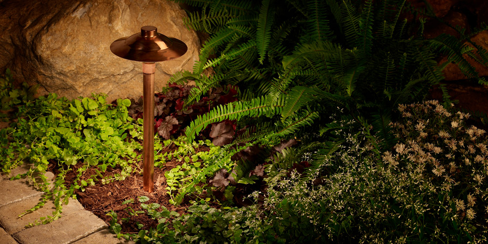 Professional pathway lighting fixture