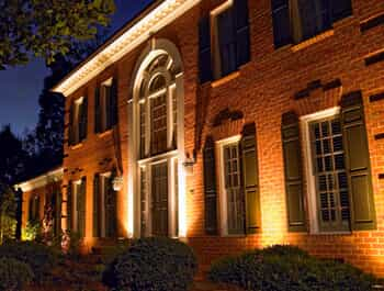 Exterior outdoor lighting