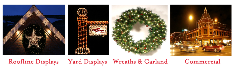 Holiday Lighting Types