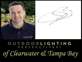 Robert Van Der Putten of Outdoor Lighting Perspectives