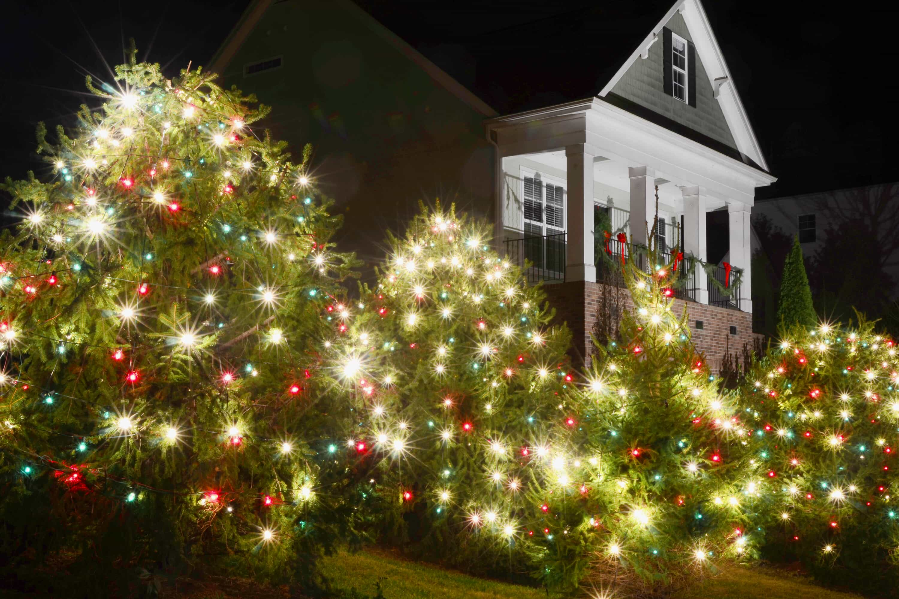 Holiday Lighting for Lexington