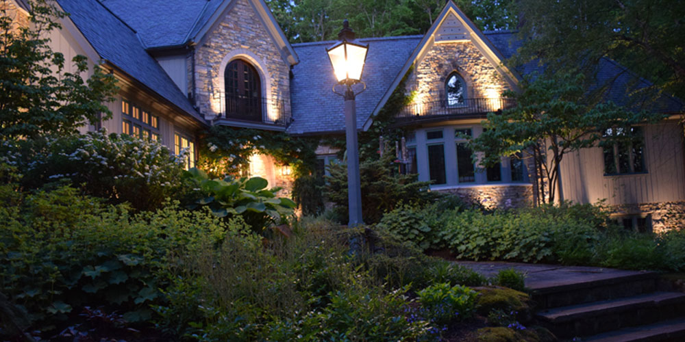 Pepper Pike OH outdoor lighting company