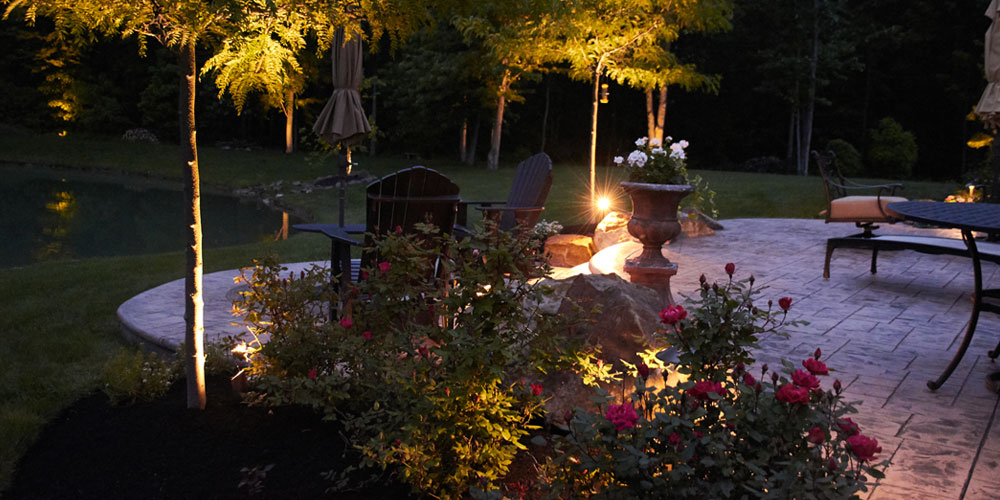 landscape lighting Strongsville Ohio