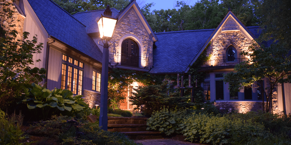 Exterior House Lighting