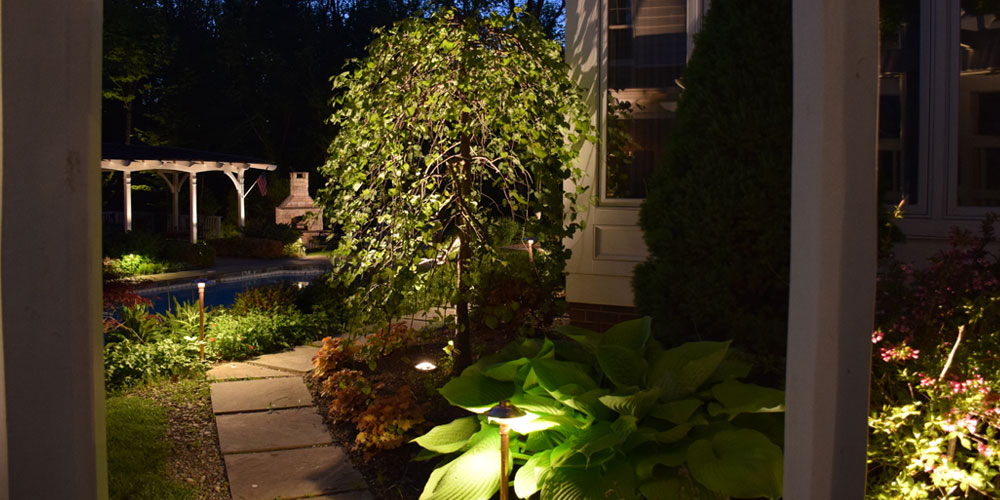 Path and Landscape Lighting