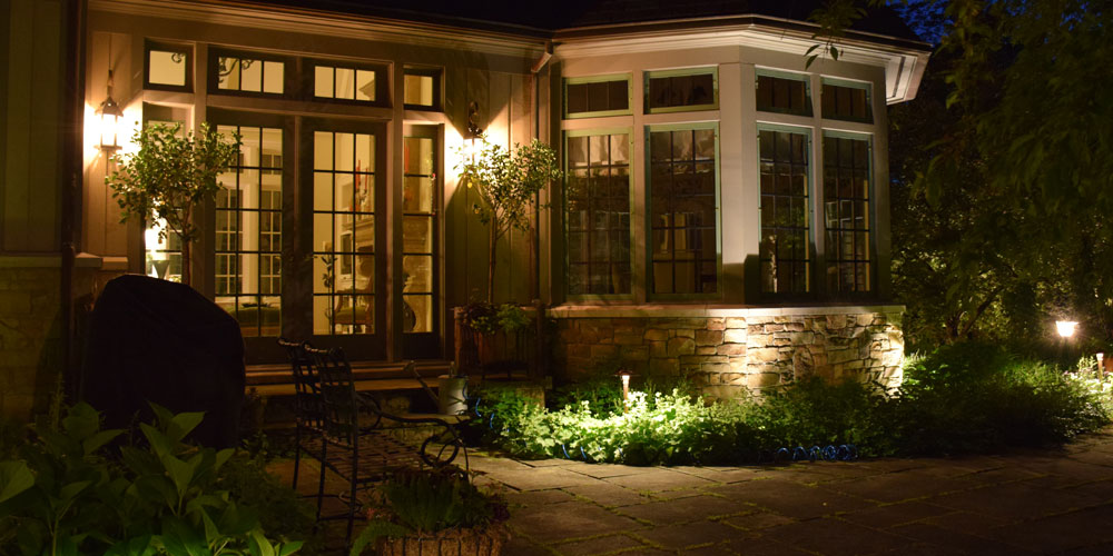 outdoor lighting Brunswick OH