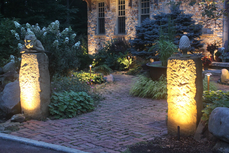 Outdoor Lighting Design Cleveland OH