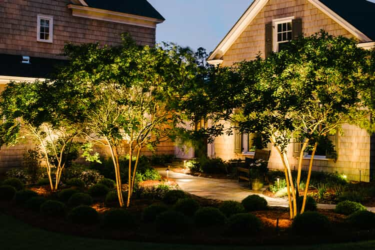 outdoor lighting residential