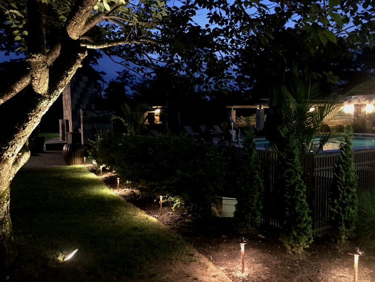 outdoor lighting fixtures near Minneapolis