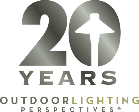20 Years Outdoor Lighting Perspectives logo