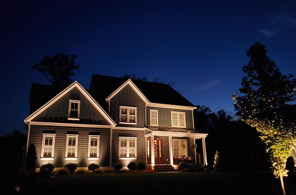 outdoor led lighting richmond charlottesville