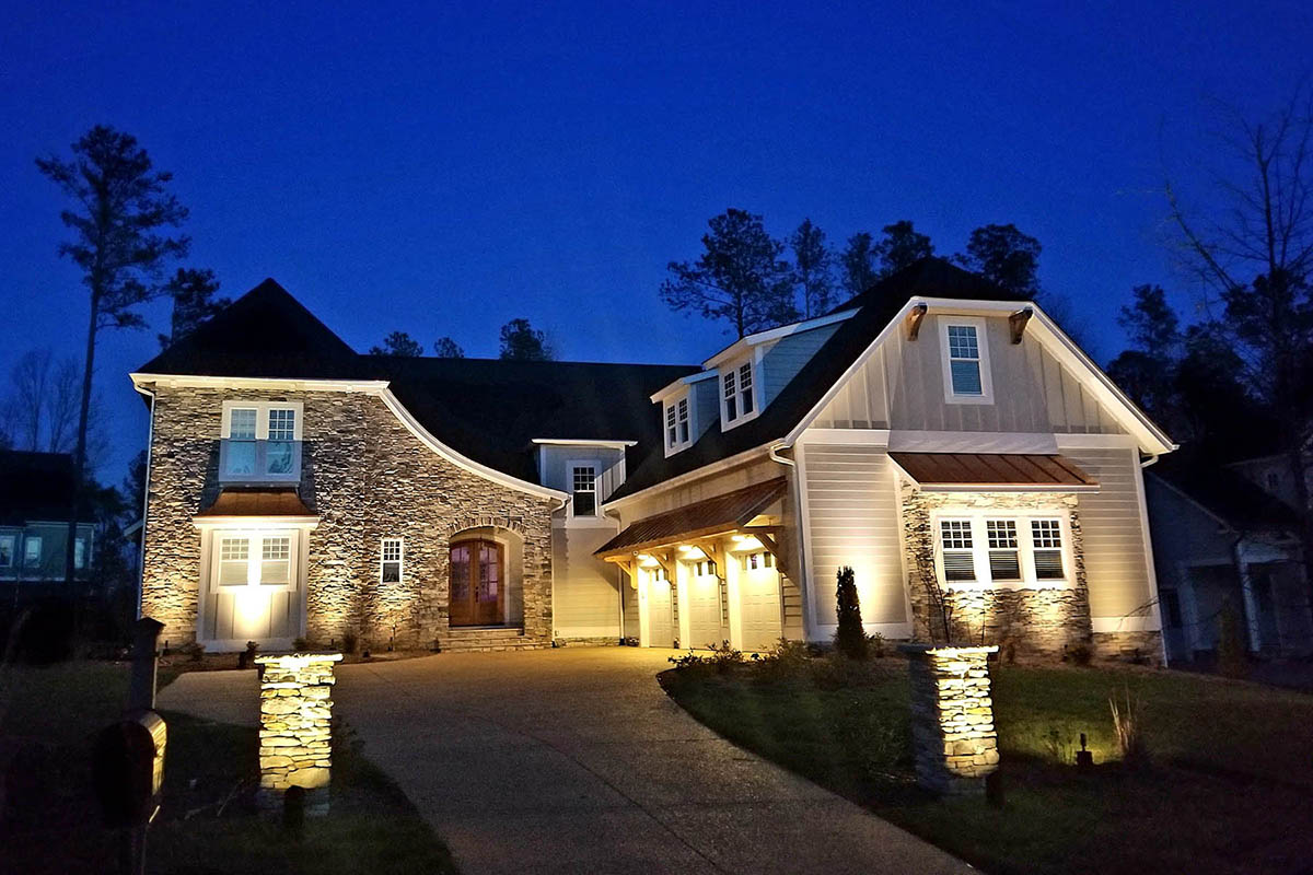 Prepare For Spring With A Low Voltage Landscape Lighting Installation In Richmond Charlottesville