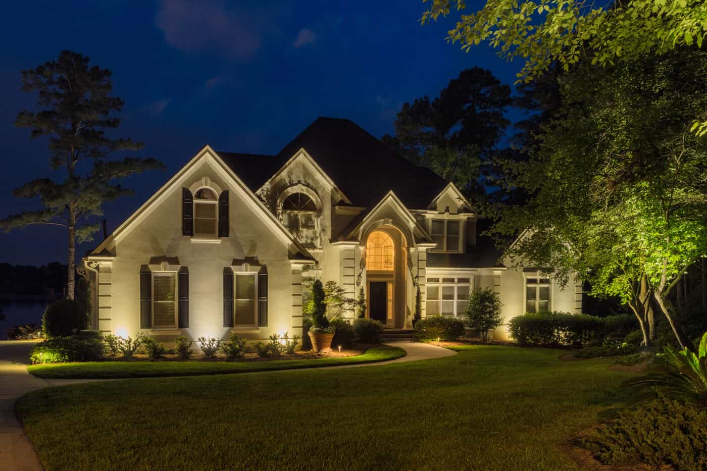 Atlanta Security lighting