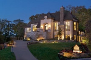 Kansas City LED outdoor lighting installation