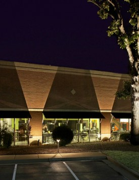 Exterior Commercial Lighting