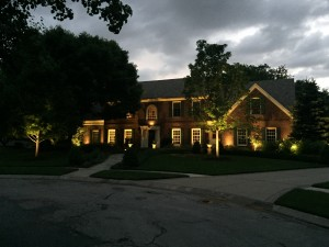 Outdoor Home Lighting in Kansas City