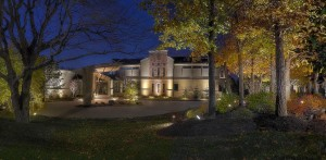 Outdoor LED lighting in Kansas City