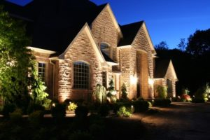 Install outdoor lighting on your home in Overland Park for the Holidays