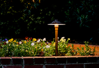 Copper Outdoor Lighting Fixture