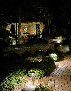 Garden Patio Lighting