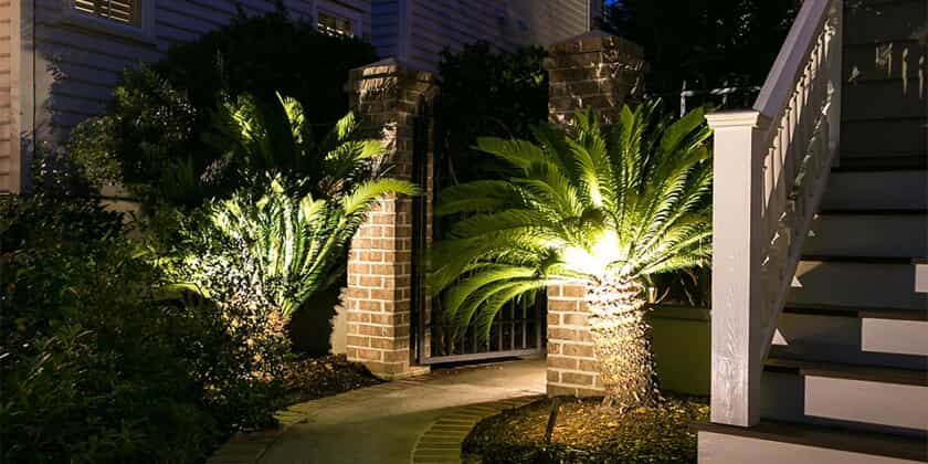 Kiawah Island Outdoor Lighting